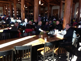 The boys from Illinois off to a late start at Keystone