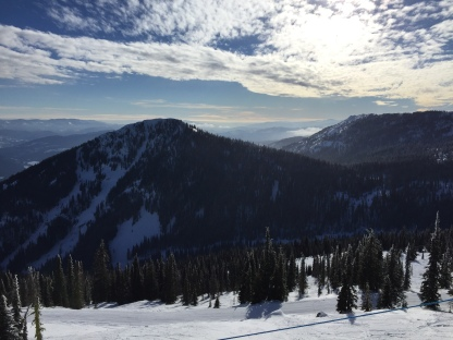 View from the Summit, Red Mountain